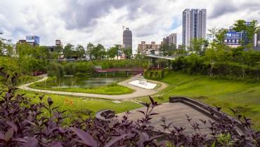 Les Géosynthétiques éloignent les villes d'inondations urbaines