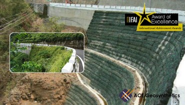 ACE Geosynthetics takes the TOP prize of IAA 2009