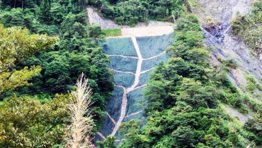 Slope Rehabilitation, Renai Access Road, Nantou County, Taiwan