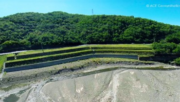 Slope Rehabilitation, Tai-Route 9, Pingtung, Taiwan