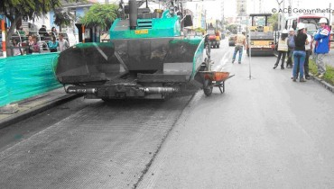 Pavement Rehabilitation,Colombia, South America