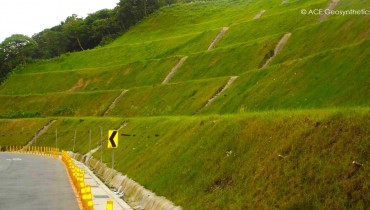 Slope Surface Protection, Keelung, Taiwan