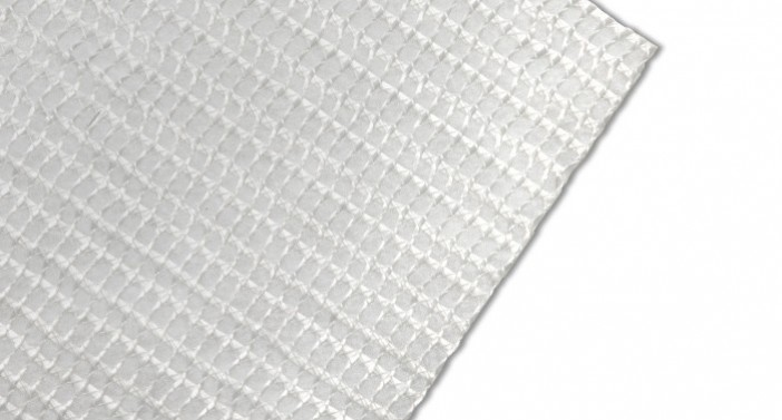 ACECompo™ PETB- Geocomposite of unilateral or bilateral polyester yarns incorporated into PP/PET needle-punched nonwoven geotextile