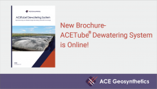 New Brochure- ACETube® Dewatering System is Online!
