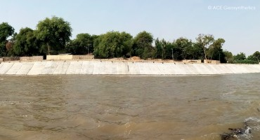 Irrawaddy Riverbank Protection, Myanmar