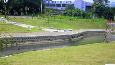 Environment Improvement, Han River, Taichung, Taiwan