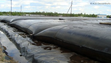 Oily Sludge Treatment in Siberia, Russia