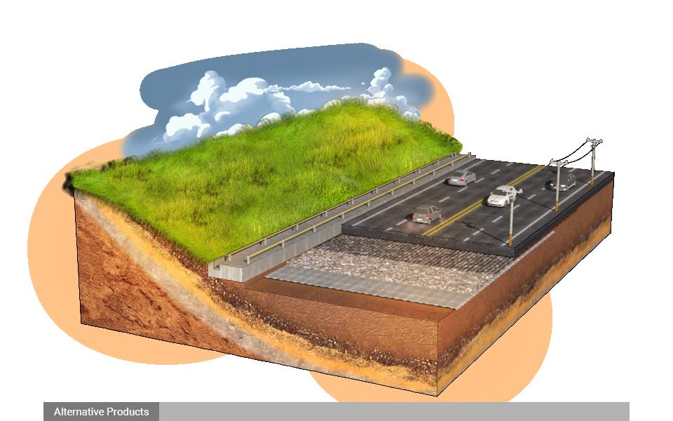 Bridging over Underground Voids and Sinkholes