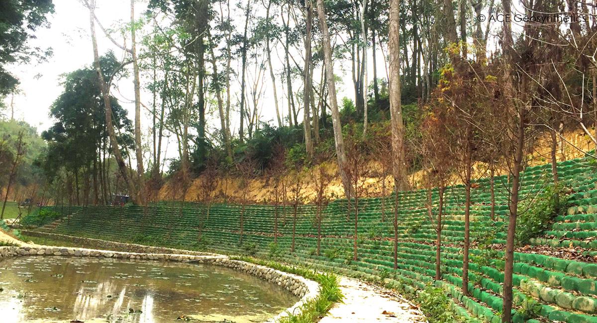 Shihmen Farm Pond Rehabilitation Project in Miaoli County, Taiwan
