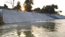 Dự án cải tạo đê điều yêu cầu kỹ thuật cao tại sông Irrawaddy do bị xói mòn nghiêm trọng ở Myanmar